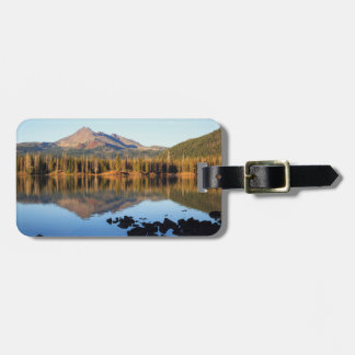 Deschutes National Forest, Sparks Lake Luggage Tag