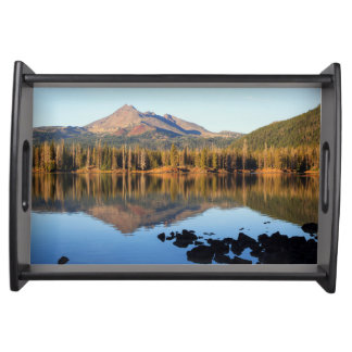 Deschutes National Forest, Sparks Lake Serving Tray