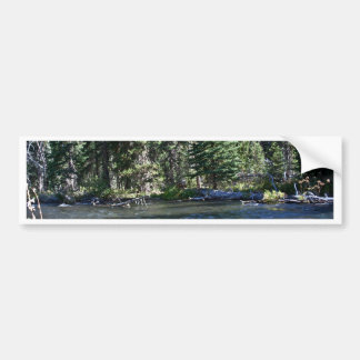 Deschutes River, Oregon Bumper Sticker