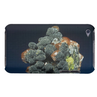 Descloizite on Calcite Case-Mate iPod Touch Case