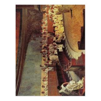 Description Cicero Denounces Catiline Fresco by C Post Cards