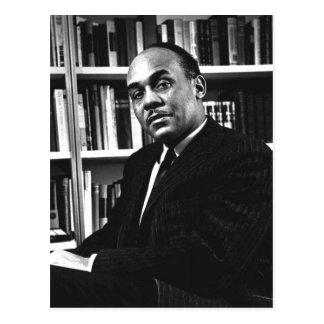 Description Ralph Ellison , noted author and profe Postcards
