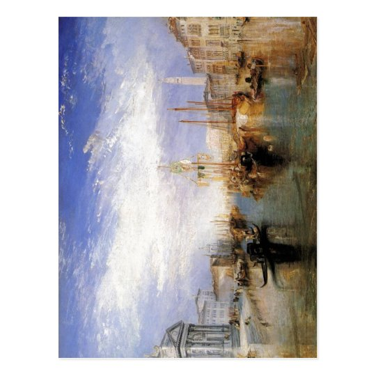 Description The Grand Canal - Venice by J.