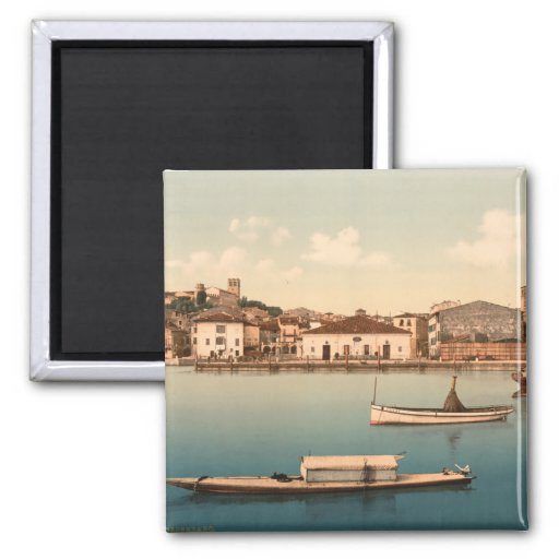 Desenzano, Lake Garda, Lombardy, Italy Refrigerator Magnets