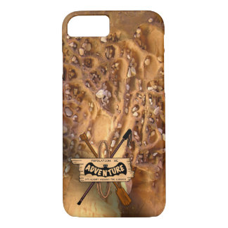 DESERT ADVENTURE by Slipperywindow iPhone 7 Case