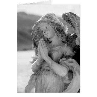 Desert Angel Card