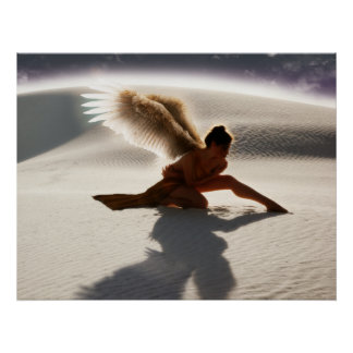 Desert Angel Poster