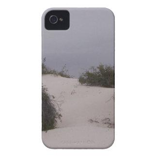 Desert Brush in White Sand iPhone 4 Case-Mate Cases