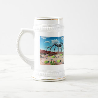 Desert Bug and Close Encounter Beer Steins