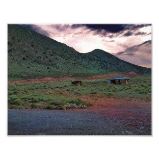 Desert by Grand Canyon National Park Arizona Photo Print