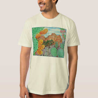 Desert Cacti Tshirt