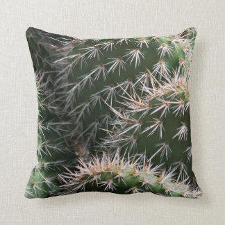 Desert Cactus and Thorns Cushion