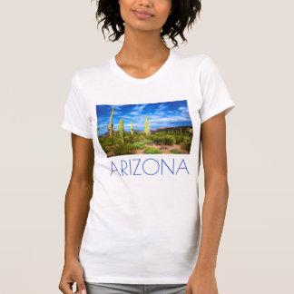 Desert cactus landscape, Arizona T-Shirt