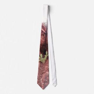 Desert Cactus Tie
