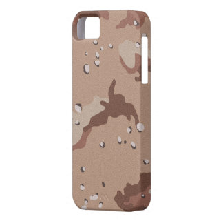 Desert Camo Case For The iPhone 5