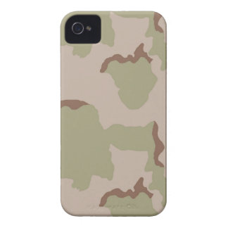 Desert Camo iPhone 4 Barely There Universal Case