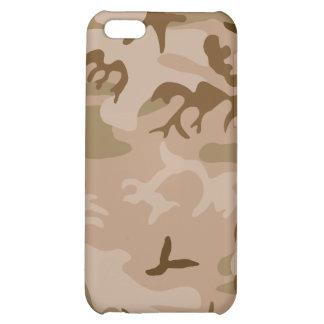 Desert Camo iPhone 5C Cases