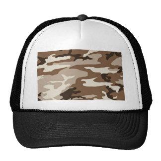 Desert camoflauge cap