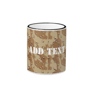 Desert Camouflage 1 Mugs