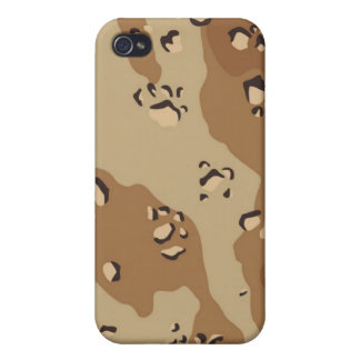 Desert Camouflage iPhone 4 Covers