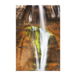 Desert Cascade Gallery Wrapped Canvas