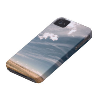 Desert clouds iPhone 4 cases