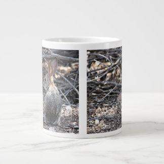Desert Cottontail - Jumbo Mug