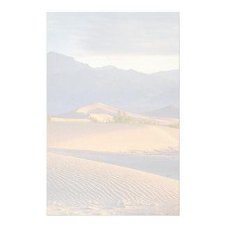 Desert Dawn Custom Stationery