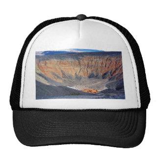 Desert Death Valley Ubehebe Crater Mesh Hat