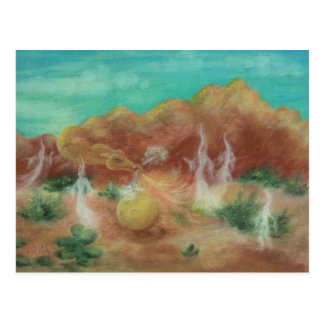 Desert Devas Postcard