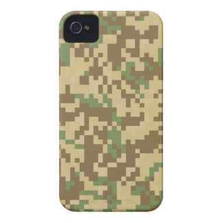 Desert Digital Camouflage iPhone 4 Case-Mate Cases