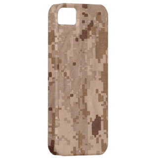 Desert Digital  Military Camouflage iPhone 5 Case