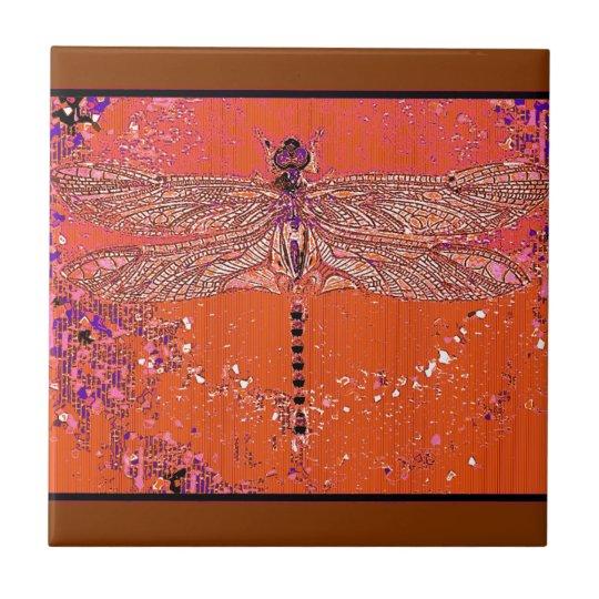 Desert Dragonfly gifts by Sharles Tile