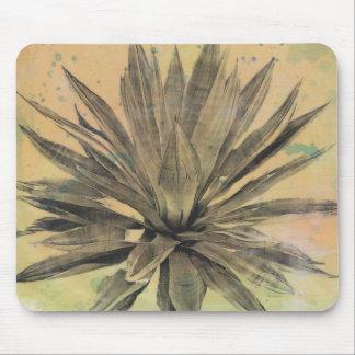 Desert Dreams | Green Plant Mouse Pad