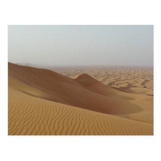 Desert, Dubai Postcard