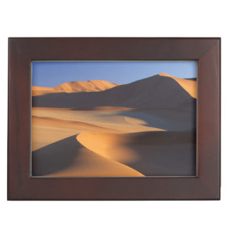 Desert Dunes, Sossusvlei, Namib-Naukluft Keepsake Box