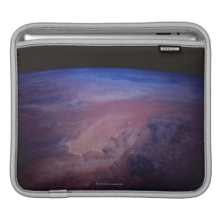 Desert Dust Storm from Space iPad Sleeve