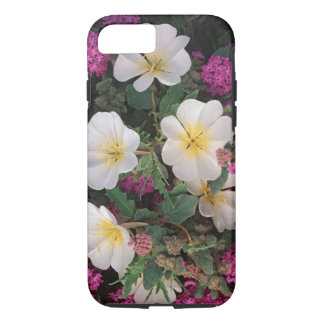 Desert Evening Primrose and Desert Sand Verbena, iPhone 8/7 Case