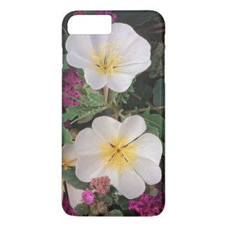 Desert Evening Primrose and Desert Sand Verbena, iPhone 8 Plus/7 Plus Case