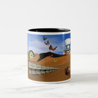 Desert Fish Mug