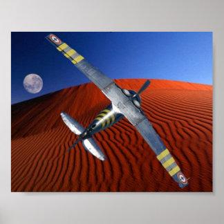 DESERT FLIGHT POSTER