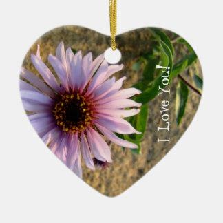 Desert Flower; Sweet Nothings Christmas Ornament