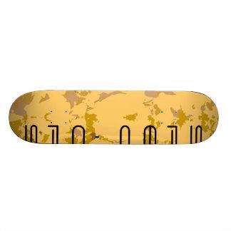 DeSeRt FuRy Skate Board
