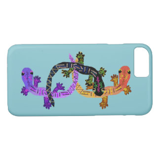 Desert Geckos iPhone 7 case