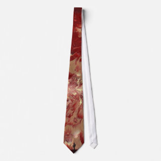 DESERT HEAT (cactus silhouette design) Tie