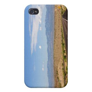 Desert Highway  Cases For iPhone 4