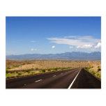 Desert Highway Postcard