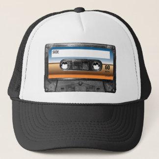 Desert Horizon Label Cassette Trucker Hat