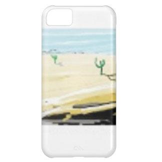 desert iPhone 5C cover
