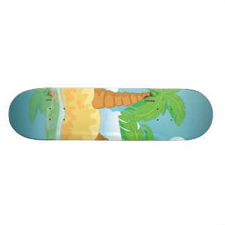Desert Island Skate Board Deck